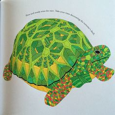 My Tortoise MillieMarotta AnimalKingdom Colouring Colouringforadults Nofilter