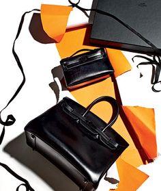 35 cm Hermes Black Birkin #bagaddict #bagobsession #purseblog ...
