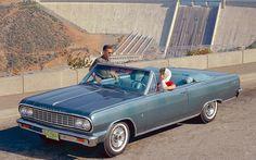1964 Chevrolet Chevelle Malibu Super Sport Convertible