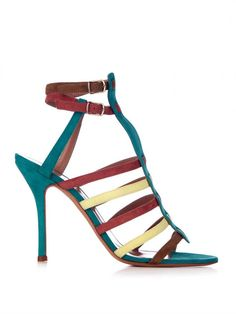 Anita Multi-strap Suede SandalsSophie Theallet Source: http://www.closetonthego.com/e-shop-product/94054/anita-multi-strap-suede-sandals/ © Closet On The Go