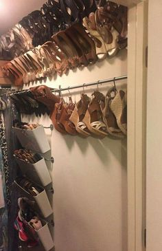 Boot Storage | Organization | Pinterest | Boot storage, Storage ...