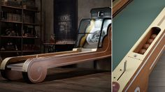 Vintage Arcade Skeeball Game - Now this would truly make a 'games room', built with solid retro oak and an art deco style cutout around the cage -. Arcade Room, Bored Games, Skee Ball, Man Cave Garage, Man Room, Bars For Home, Cool Gadgets, Art Deco, Room Decor