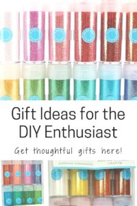 This glitter assortment will make your DIY Enthusiast's heart SPARKLE!