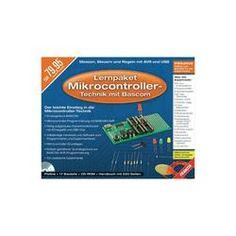 Lernpaket Franzis Verlag Mikrocontroller-Technik mit Bascom 4605-7 ab 14 Jahre