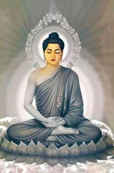 Baby Buddha, Buddha Zen, Gautama Buddha, Buddha Buddhism, Buddha Meditation, Buddhist Art, Buddha Lotus, Buddha Images Paintings, Buddha Artwork