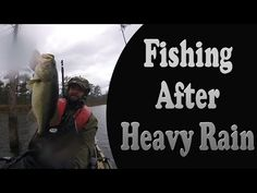 YouTube - Flukemaster with fishing after heavy rain
