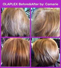 before and after olaplex - Google Search   OLAPLEX ...