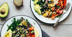 You Can Eat Vegetarian and Whole30 at the Same Time (and Here Are 22 Recipes to Prove It) #purewow #lunch #recipe #vegetarian #dinner #breakfast #food