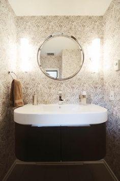 Deerwood Court - modern - powder room - vancouver - Lana Lounsbury Interiors