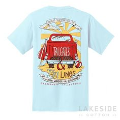 Tailgates And Tan Lines | Lakeside Cotton