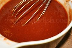 Deep South Dish Signature Barbecue Sauce - Spicy & sweet, the way we like our BBQ in the Deep South.
