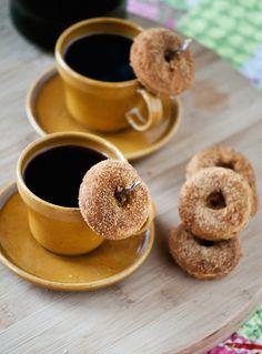 29 Healthier Doughnut Recipes -  The Healthier Way to Eat Your Favourite Dessert  #healthy #doughnuts #recipes