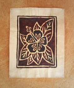 Samoan Siapo (Tapa Cloths) - Tapa Cloths from The Pacific and Artwork