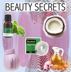 5 beauty secrets every gal should know #beauty #makeup #tips