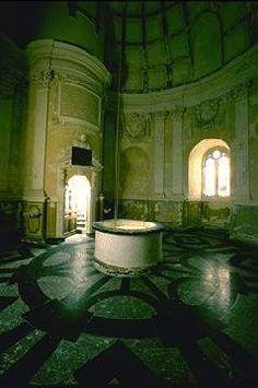 Cordouan Lighthouse. interiors 3