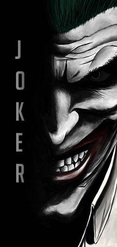 Joker Wallpapers For Iphone Android Full HD Handy Wallpaper, Uhd Wallpaper, Iron Man Wallpaper, Mobile Wallpaper, Joker Photos, Joker Images, Batman Wallpaper, Glitter Wallpaper, Joker Comic