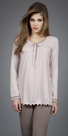Women's Pyjamas Micromodal 1483 | Pyjamas| Vamp!