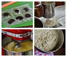Indonesian Medan Food: Lapis Legit Prune / Kue Spekkoek (Decadent Layered Cake with Prune) Pandan Chiffon Cake, Lapis Legit, Kitchen Aid Mixer, Cake Recipes, Deserts, Projects To Try, Food And Drink, Baking, Eat