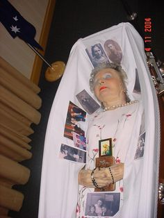 old lady post mortem   An old lady on her coffin   Postmortem pictures   Pinterest