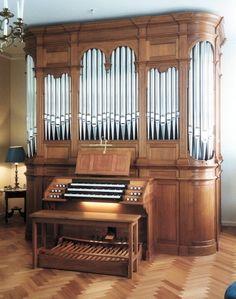 Den Haag, residence organ (16/III/P, 2000)