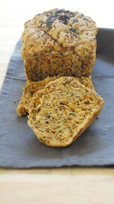Carrot-Sesame Seed Bread   Tasty Kitchen: A Happy Recipe Community!