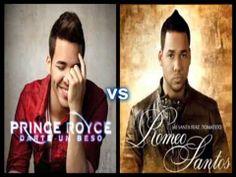 ▶ bachata romeo santos y prince royce mix 2013 - YouTube