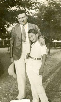 Bülent Ecevit'in çocukluğu