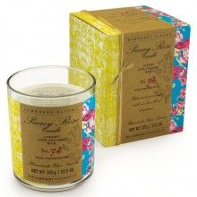 Somerset Blooms Peony Rose Scented Candle 300g