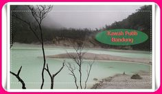 The Best White Crater and Green Lake ~ Citra Adventure Life