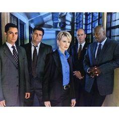 Cold Case (TV series) - September 28,2003 – May 2,2010 http://en.wikipedia.org/wiki/Cold_Case_%28TV_series%29