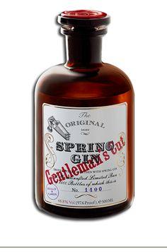 Corte de caballeros Gin Primavera