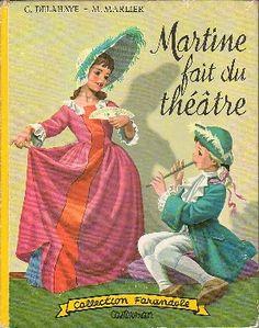 Martine fait du théâtre, Editions Casterman