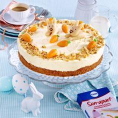 Karotten-Orangen-Torte