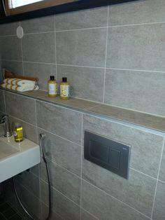 Upotetut WC kalusteet