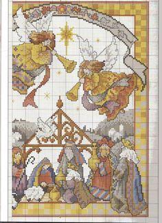 Gallery.ru / Фото #7 - Cross Stitch Collection 098 рождество 2003 - tymannost