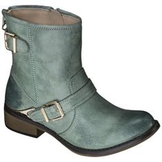 Women's Mossimo Supply Co. Kami Ankle Boots - Assorted Colors $35 Man Made materials