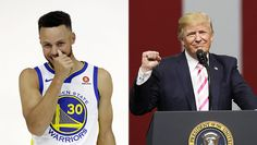 Get ready for another presidential temper tantrum. After NBA champ Stephen Curry said he'd likely skip visiting the White House, a bratty Donald Trump said the Golden State Warriors star was no …