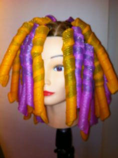 20 Best Perm Rod Sizes And Results Images Perm Rod Sizes