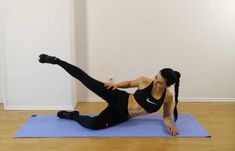 4 Hip Flexor Stretches to Relieve Tight Hips: How To Reduce Hip Dips Day Action Plan) Kettlebell Challenge, 30 Day Workout Challenge, Kettlebell Training, Hip Flexor Pain, Hip Flexors, Dip Workout, Workout Plans, Hips Dips, Fat Burning Cardio
