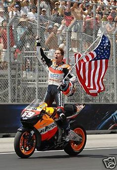 Nicky Hayden MotoGP Champion 2006