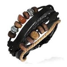 bracelet cuir homme - Bing images
