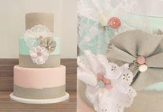 Country Chic cake // Fonderia Dolci & Design