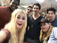 The Death Cure in theaters TODAY!!!