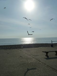 East wittering beach, West Sussex.