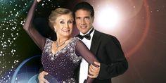DWTS Season 7:  Cloris Leachman and Corky Ballas