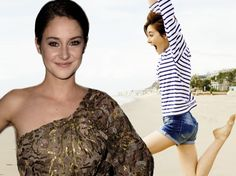 Not sure I could ever be as earthly as her, but it is inspiring!  -->Shailene Woodley opens up about her hunter-gatherer die