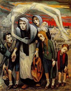 El holocausto, por David Olère