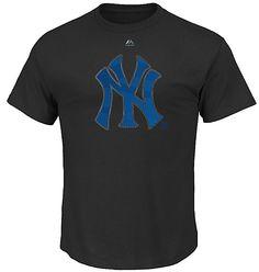 New York Yankees Majestic Big   Tall Superior Play T-Shirt - Black 31f02c03b