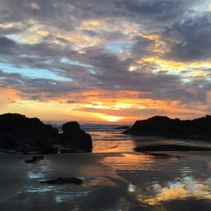 Costa Rica has some of the most beautiful sunsets!