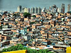 The rise and fall of the Favelas